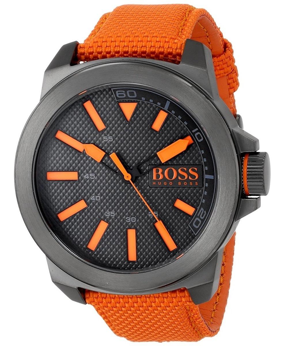 cf655708 Relojes De Pulsera,reloj Hugo Boss 1513010 Mens Watch..