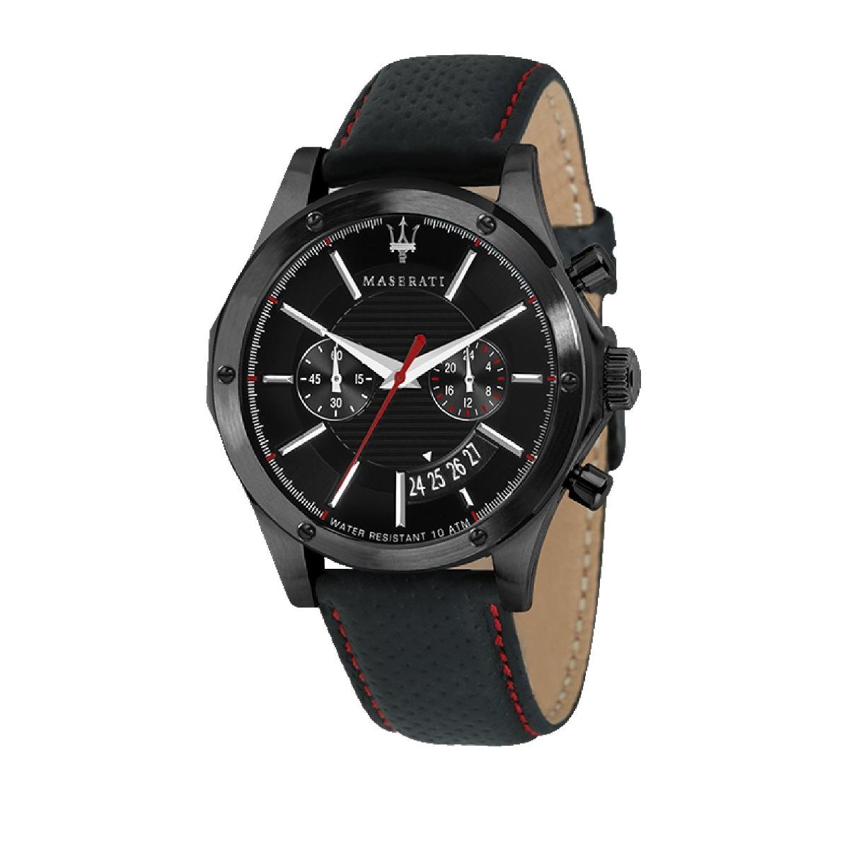relojes de pulsera,reloj maserati circuito 44 mm cron?gr