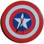 Capitán América !!icreible¡¡unico,exuberante Reloj