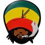 Reloj Pared Bob Marley Rege En Madera Cualquier Diseño