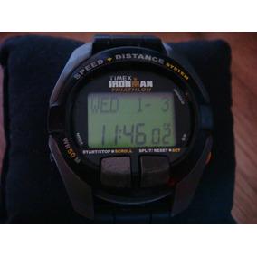 03571259e73b Reloj Timex Ironman Triathlon. Speed + Distance System.