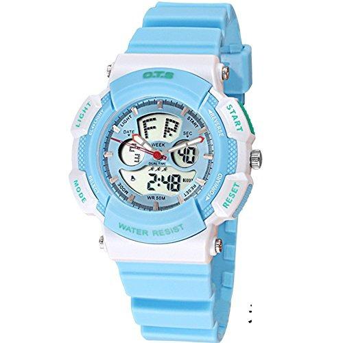 22cbd09e9836 Relojes Deportivos Al Aire Libre Para Jóvenes Relojes Elect ...