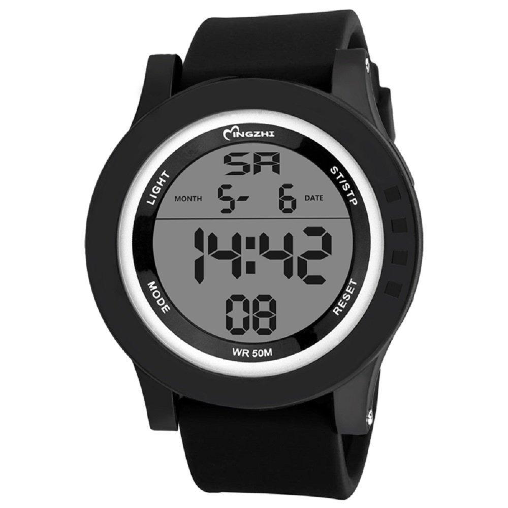 1d55cb5c6fe0 Relojes Deportivos Chezabbey Para Hombre Para Mujer Reloj ...
