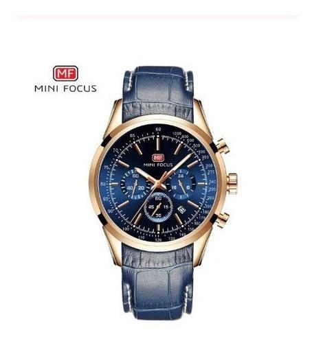 relojes deportivos hombre tactico mini focus 0116 oac caja