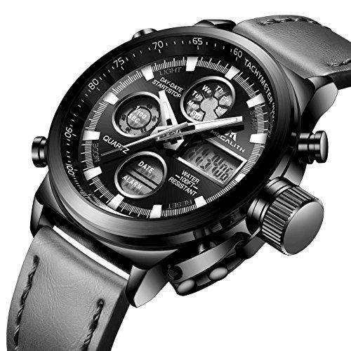 7faf77ccab022 Relojes Deportivos Para Hombre Hombres Militar Resistente Al ...