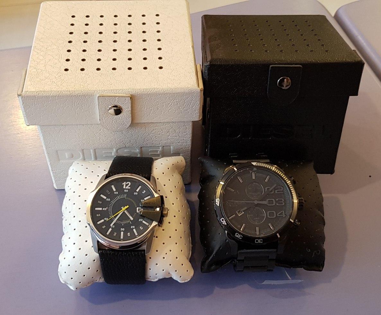 9d60cbb89590 Relojes Diesel