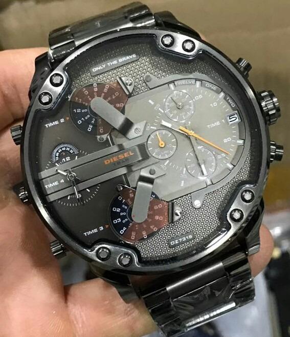 3cf0801ca361 Relojes Diesel Dz Precio Hombre Digital 10 Bar Dorado -   426.900 en ...