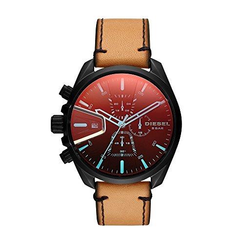 4cc0cf665a4f Relojes Diesel Para Hombre Ms9 Chrono Black Ip Y Reloj De ...