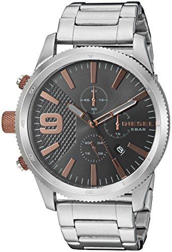 15a243e2ddcf Relojes Diesel Rasp Chrono 46 Reloj Cronógrafo De Acero -   186.990 ...