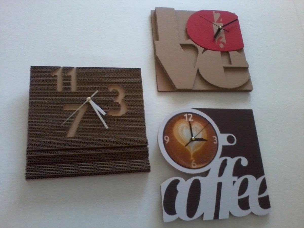 Relojes ecol gicos de pared con dise os personalizados - Reloj para pared ...