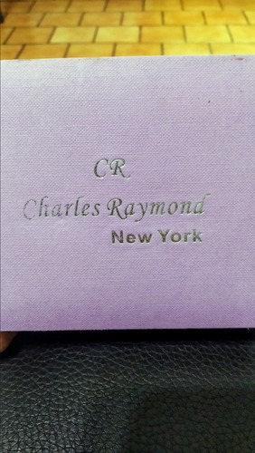 relojes él/ella charles raymond