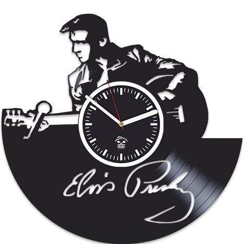 relojes elvis presley música, disco de vinilo, mecanis...