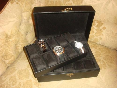 relojes ,estuches