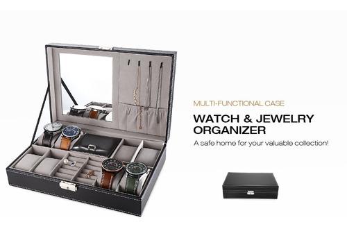 relojes exhibidor joyas