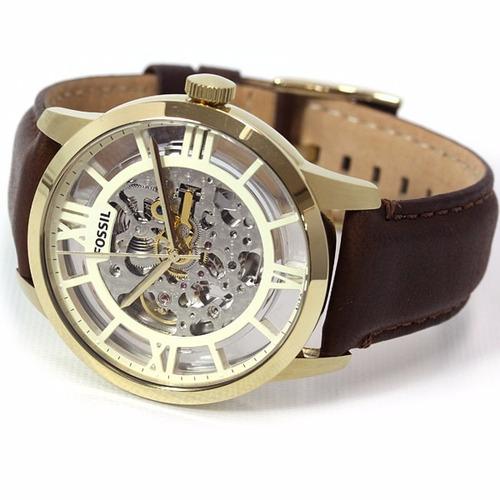 relojes fossil automatico me-3043 100% original envio gratis