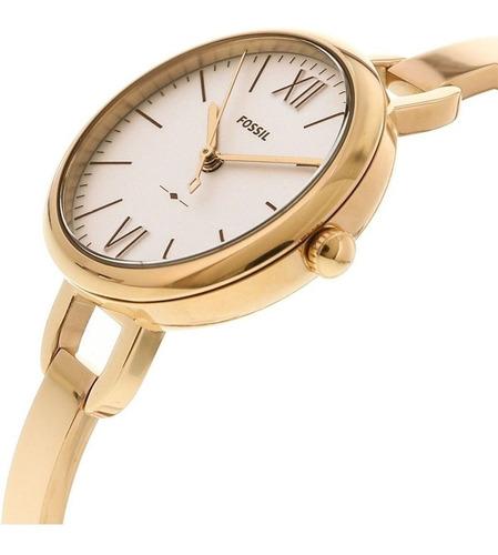 relojes fossil es4391 mujer metálico original nuevo en caja