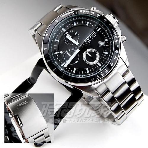 relojes fossil jr1353 - ch2600 acero original nuevos en caja