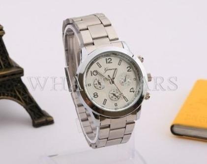 relojes geneva originales!!!!nuevo modelo!!!