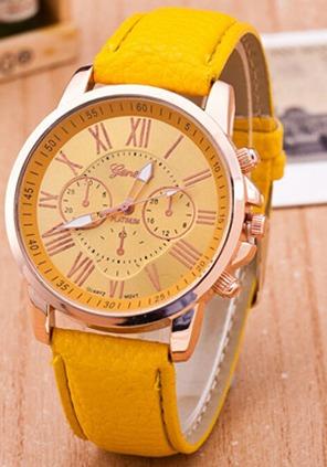 relojes geneva reloj