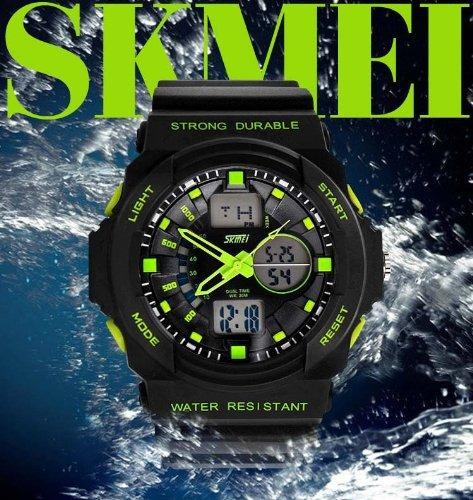 relojes hombre fanmis multifuncion fresco s-shock reloj  561