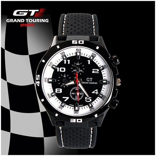 relojes hombre gt sport tipo militar 6 diferentes modelos