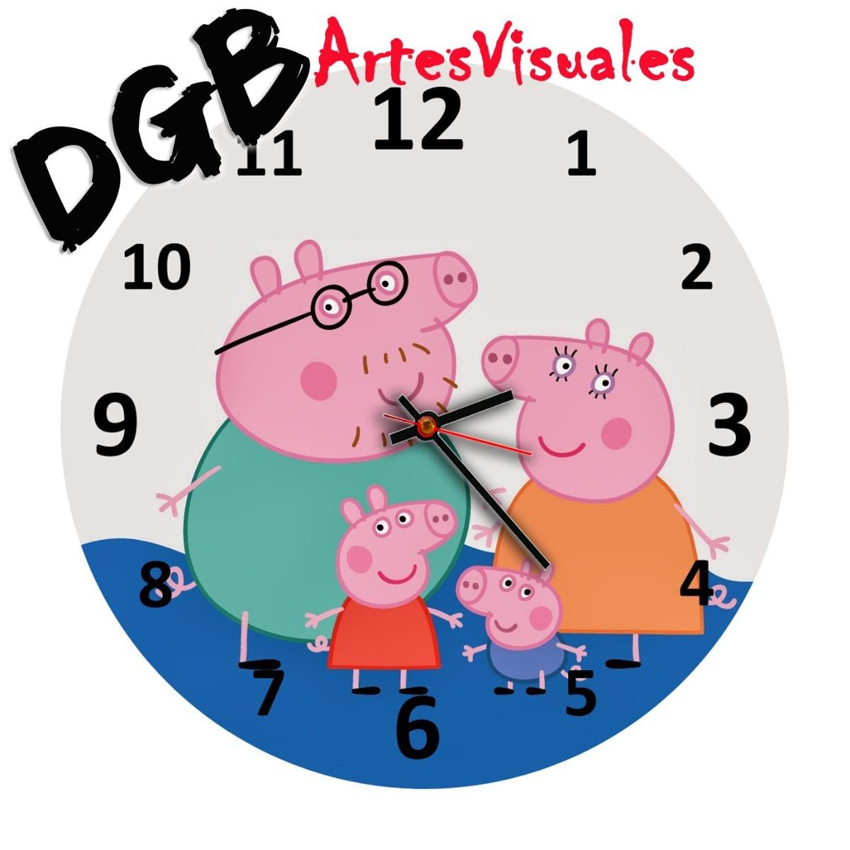 645d3be9d851 relojes infantiles de pared 30cm unicos!!! Cargando zoom.