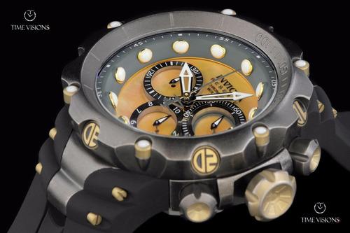 relojes invicta mens swiss reserve gen 2 chronograph origina