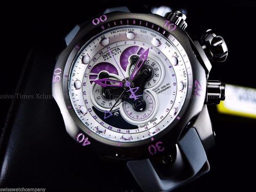 relojes invicta reserve venom master chronograhp original