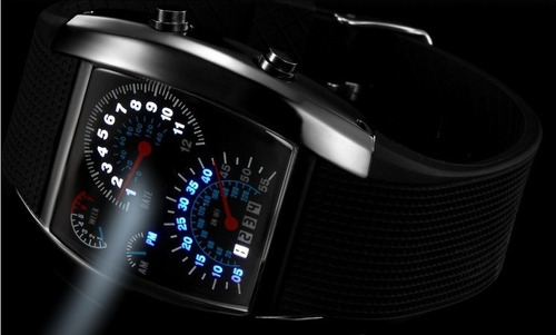 relojes led sport digital velocímetro envio lima provincia