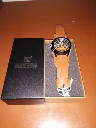 relojes masculinos deportivos naviforce