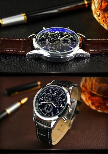 relojes mayoreo moda elegante caballero hombre estilo pz