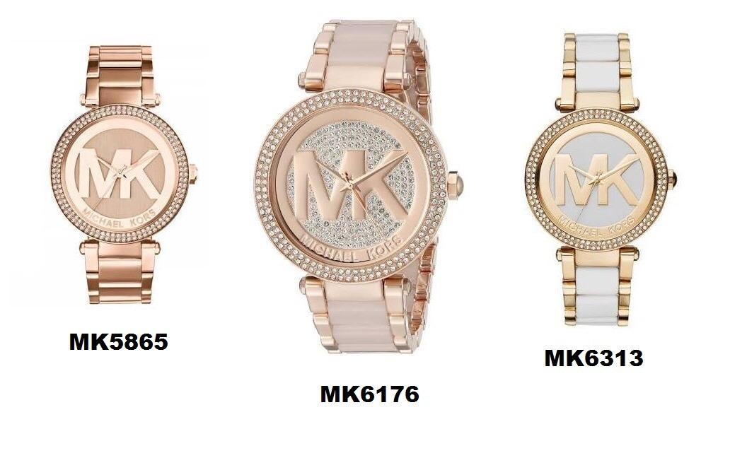 Relojes mk mujer originales