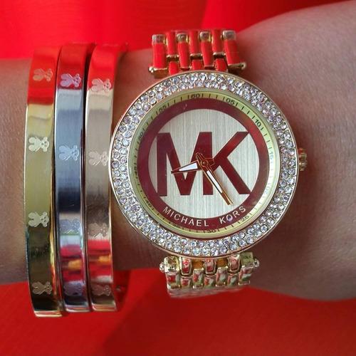 relojes michael kors stock exclusivo!!