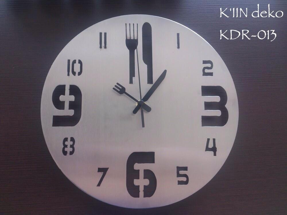 Relojes minimalistas de pared para cocina k 39 iin deko for Reloj de cocina original