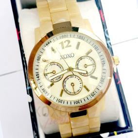 583dbe8a85a3 Reloj Xoxo Xo5475 Dorado Y - Joyas y Relojes en Mercado Libre Perú