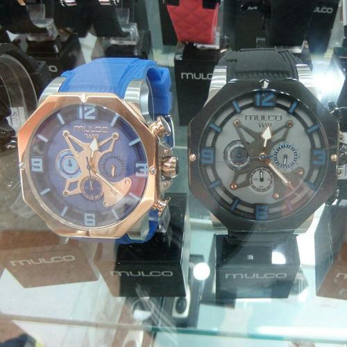 relojes mulco originales modelo m10