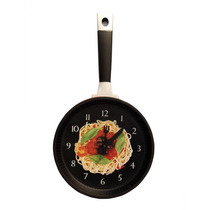 Reloj Mural Pared Morph Pasta Diseño