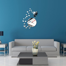 Reloj Mural Fantasia De Angel