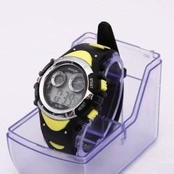 relojes niños marcas lasika led en caja nuevos