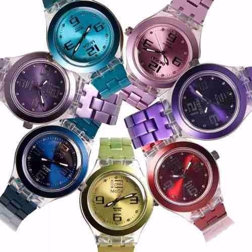 relojes okusai mode. 1 año de garantía.