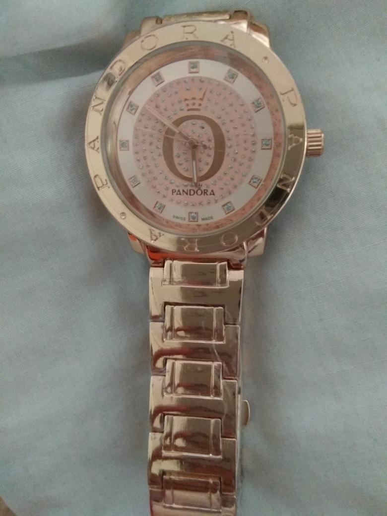 volumen grande estilo clásico precio de descuento Relojes Pandora