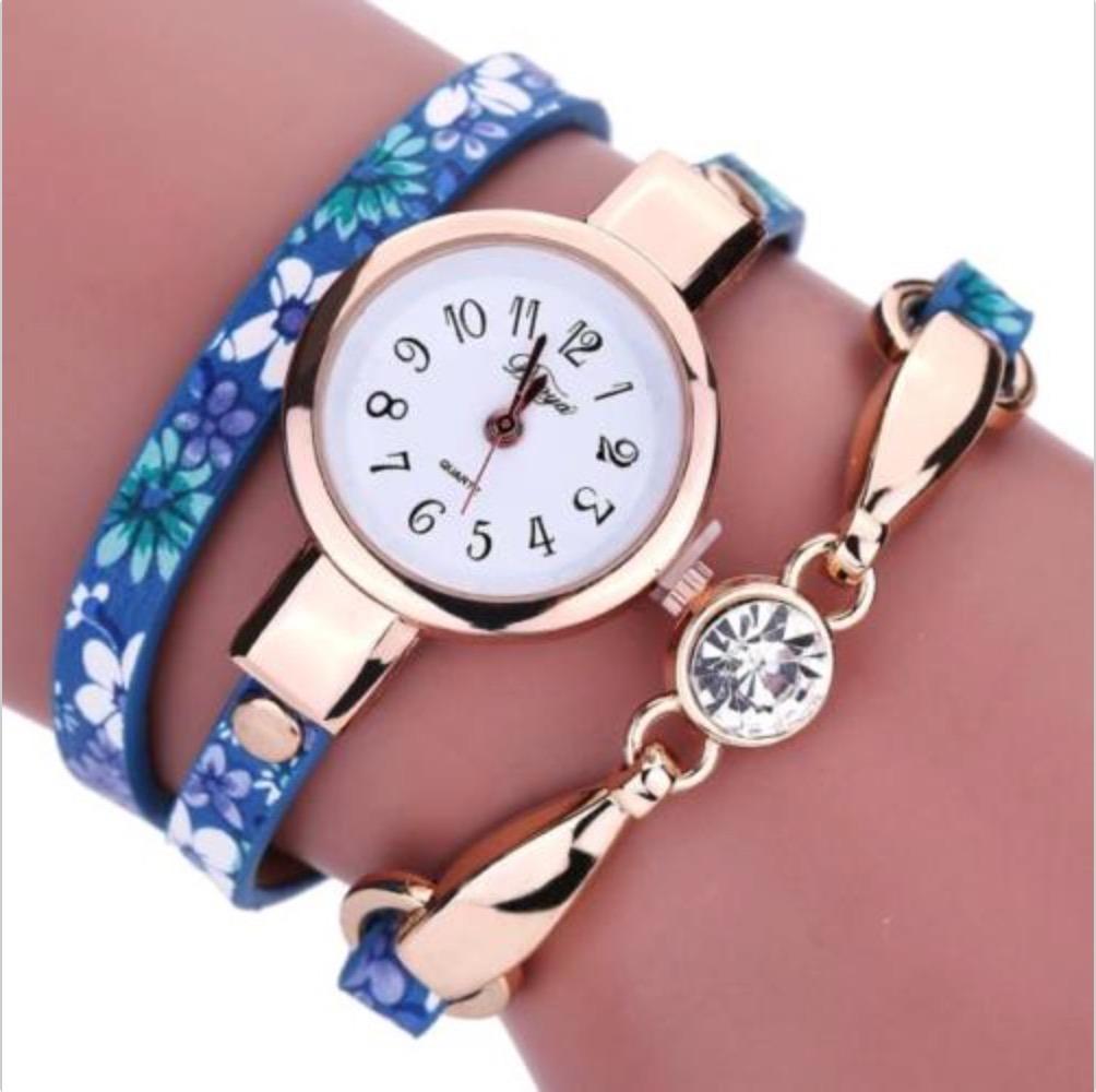 Ultima tendencia en relojes para mujer