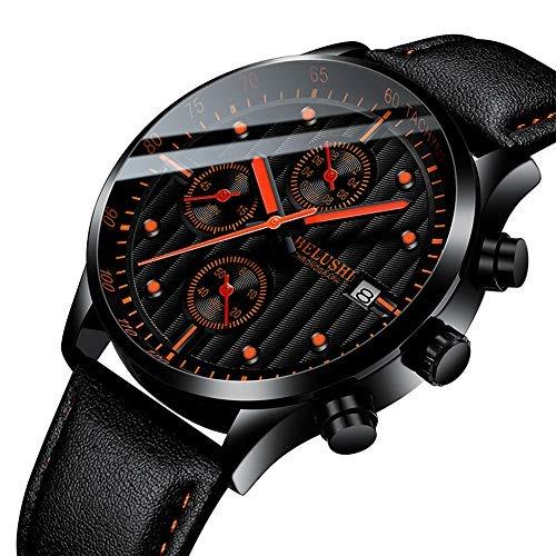 89996a8c2629 Relojes Para Hombre Cronógrafo Moda Casual Reloj Deportivo ...