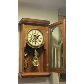 1874 Clock Companymaquina Junio Waterbury Sellada xBeroWdC