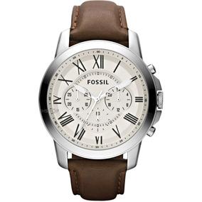 70305258f304 Reloj Fossil 3 Correas Intercambiables - Relojes Pulsera Masculinos ...