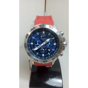 6dcc6a4cfae5 Reloj Nautica N16600g Bdf100 Multi Caballeros Mar Del Plata - Relojes Otras  Marcas Hombres en Mercado Libre Argentina