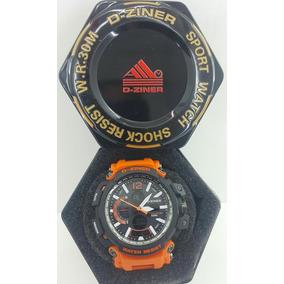 3224987ff7c0 Precio De Reloj Dziner 8107 Relojes Masculinos - Relojes Pulsera ...