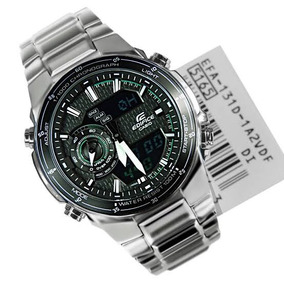 0c1a4a4c936b Exclusivo Reloj Casio Efa 133 Relojes - Relojes Pulsera Masculinos ...