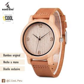 ed991e6a316c Bobo Bird Reloj Relojes - Joyas y Relojes en Mercado Libre Perú