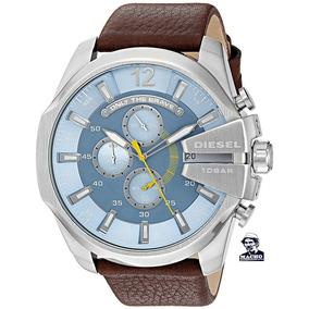 4228b1b6b104 Diesel Mega Chief Relojes - Relojes Pulsera Masculinos en Mercado ...
